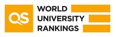 QS World University Rankings Logo (PRNewsfoto/QS Quacquarelli Symonds)